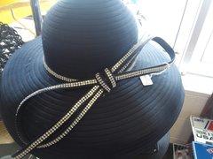 Navy Dress Hat #2955