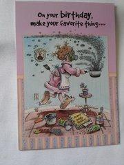 Birhtday Card #47