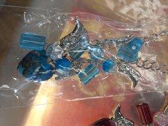 Blue Western Bracelet #2766