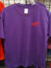 Fringe Purple Tee #3115