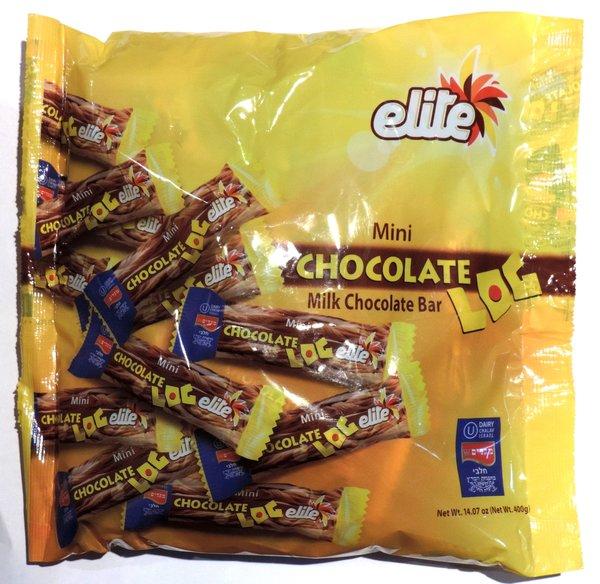 Elite Mini Mekupelet Chocolate Log Bag