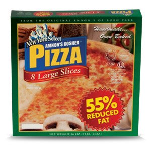 Pizza - Ammon's Reduced Fat