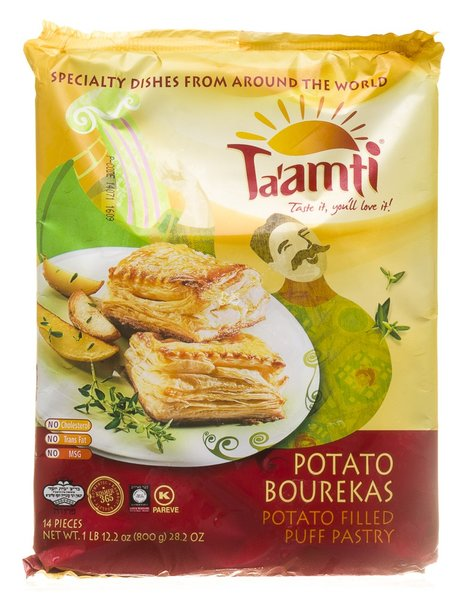 Ta'amti Potato Bourekas