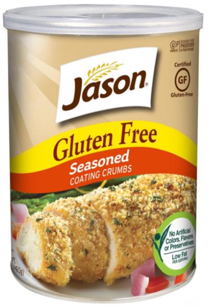 Bread Crumbs -- Gluten Free, Seasoned