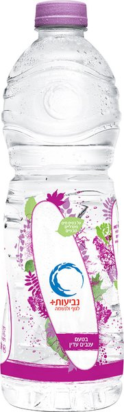 Neviot Mineral Water - Grape