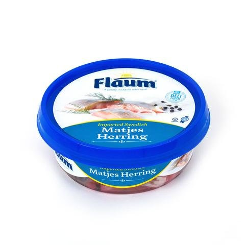 Flaum Imported Swedish Matjas Herring