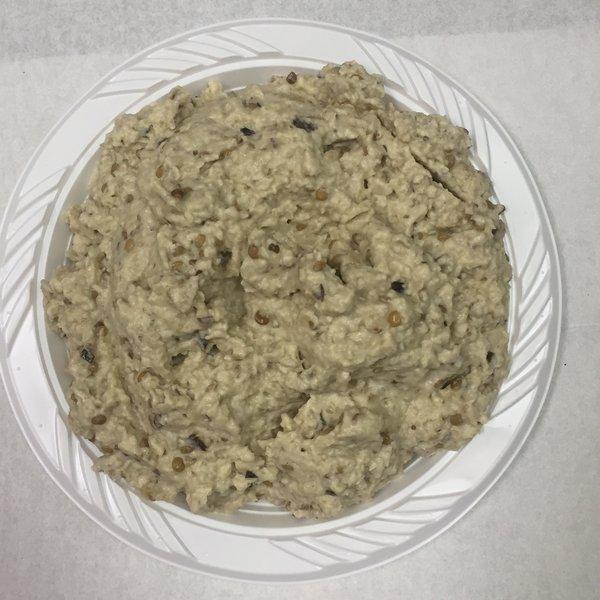 Homemade Babaganoush