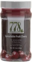 Fruit Spread 778 Spreadable Fruit Cherry
