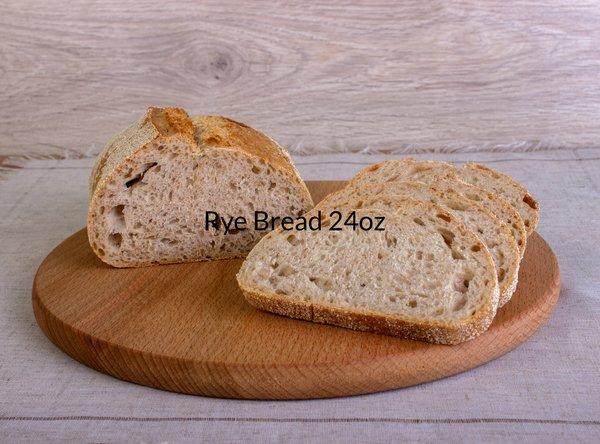 Rye Bread 24oz