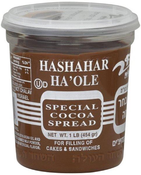 Cocoa Spread Hashahar Ha'ole