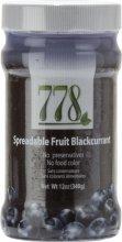 Fruit Spread 778 Spreadable Fruit Blackcurrant