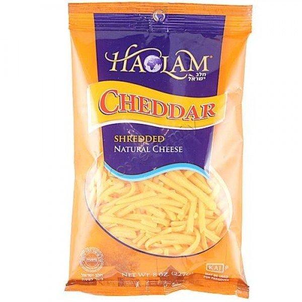 Cheddar Cheese Shredded - Haolam