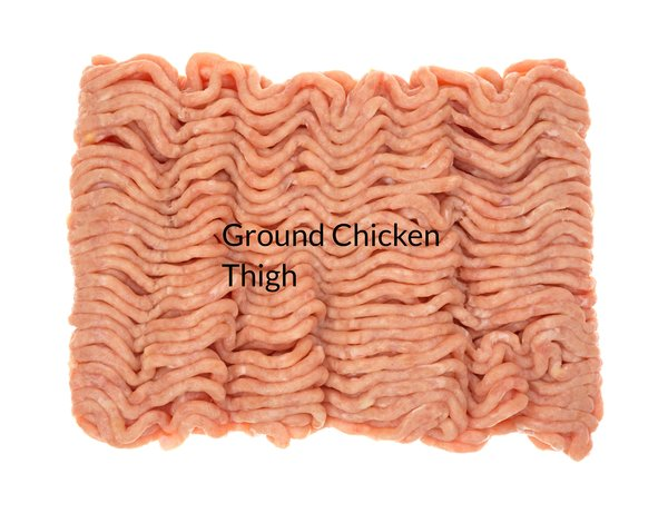 Ground Chicken Thigh (lb.)