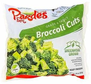Pardes Farms Broccoli Cuts