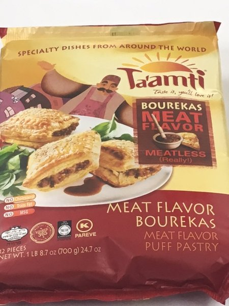 Ta'amti Meatless Bourekas 24.7 oz