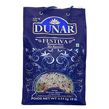 Basmati Rice Dunar Festiva