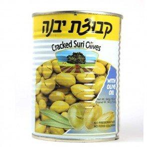 Kvuzat Yavne Cracked Suri Olives
