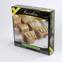 Jecky's Best Cheese, Pesto & Calamata Olives Burekas 12 pieces