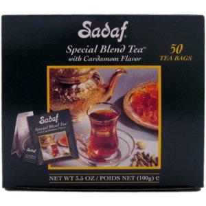 Tea Sadaf Special Blend w/ Cardamom