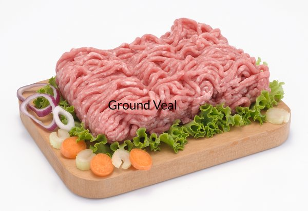 Ground Veal (lb.)