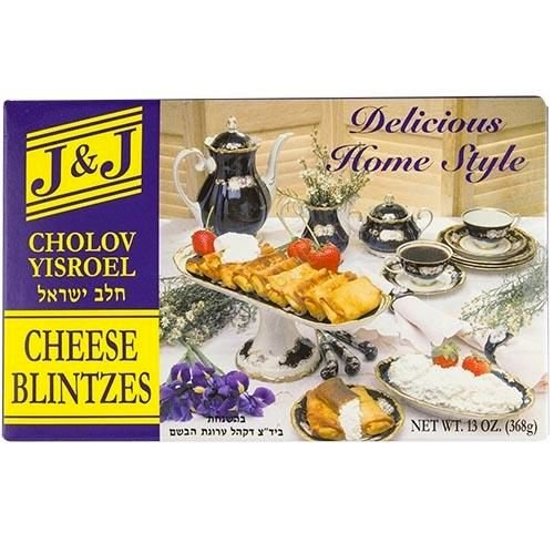 J&J Cheese Blintzes