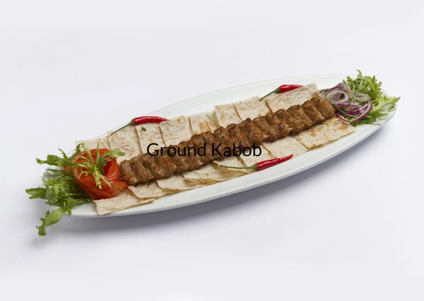 Ground Kabob (lb.) -- gluten-free, non-GMO, no MSG, all natural