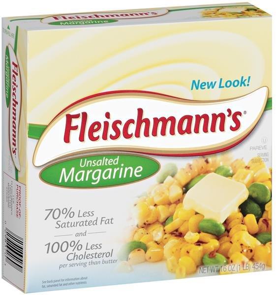 Fleischmann's Unsalted Margarine