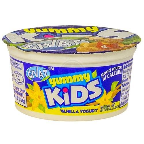Givat Yummy Kids Vanilla Yogurt