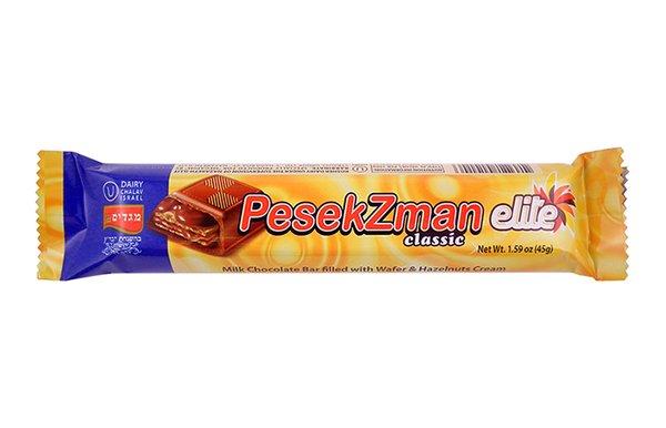 Elite Pesek Zman Classic Chocolate Bar