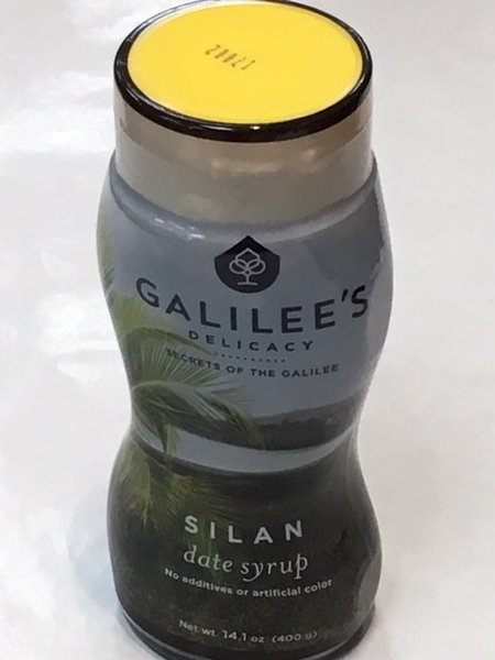 Date Syrup Galilee's Silan 14.1 oz