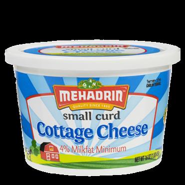 Mehadrin Cottage Cheese 4% Milkfat
