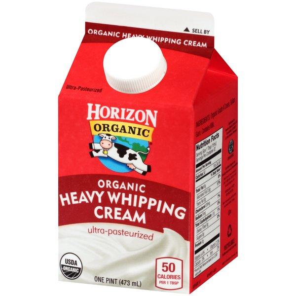 Horizon Organic Heavy Whipping Cream