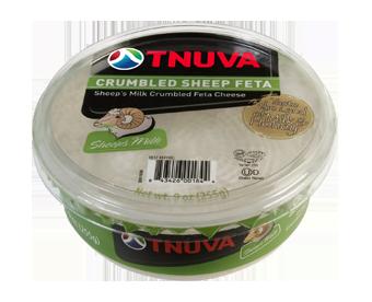 Feta Cheese Crumbled Sheep - Tnuva