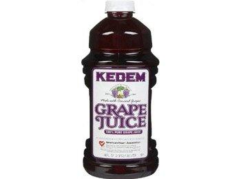 Kedem Grape Juice (96 oz.)
