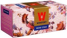 Tea Wissotzky Rose Chai 1.41oz