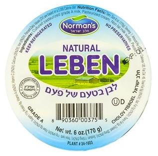 Norman's Natural Leben - Plain