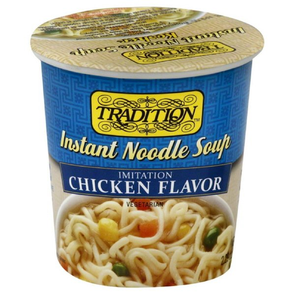 Tradition Instant Noodle Chicken Soup