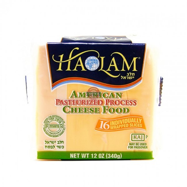 American Cheese Sliced - Haolam