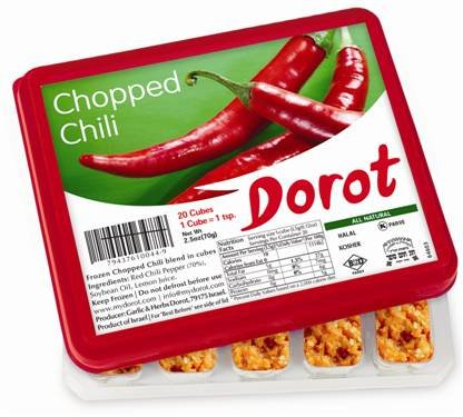 Dorot Chopped Chili