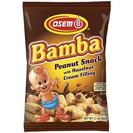Osem Bamba Hazelnut