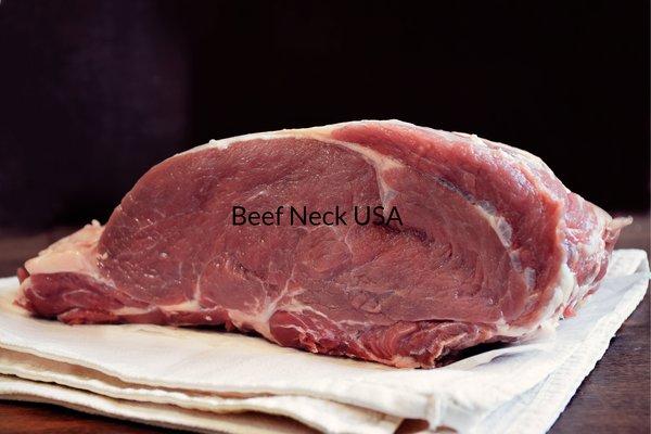 Beef Neck USA (lb.)