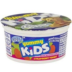 Givat Yummy Kids Yogurt Strawberry