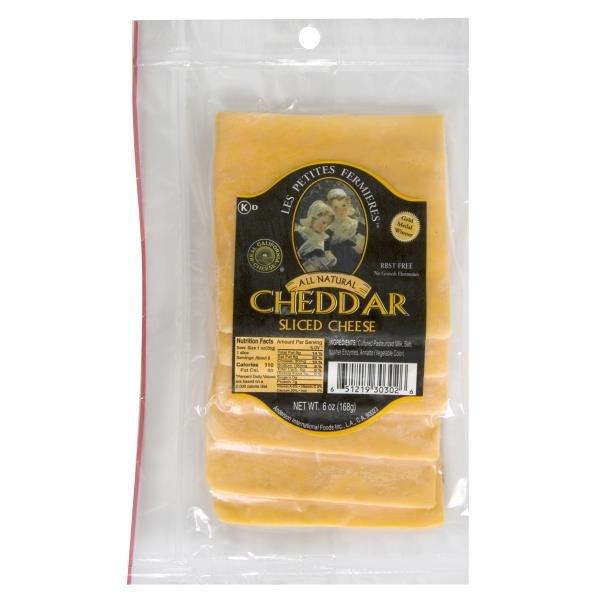 Cheddar Cheese - Les Petites Fermieres