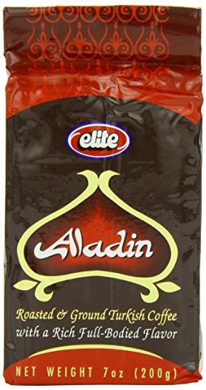 Coffee Elite Aladdin Ground Turkish