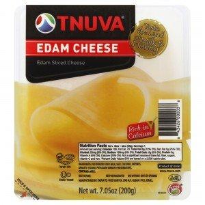 Edam Cheese Sliced - Tnuva