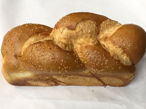 Universal Bakery Square Water Challah