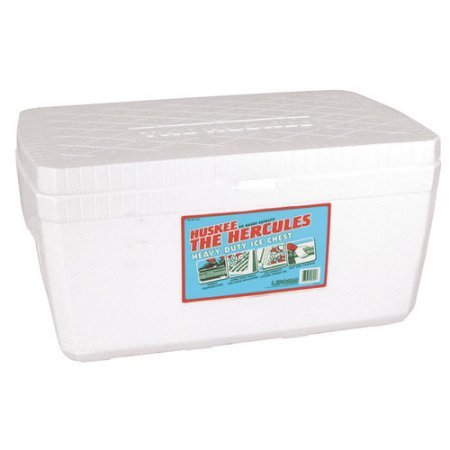 1 Styrofoam Container -- for meat, dairy and cooler items (full $10 rebate for returned containers)