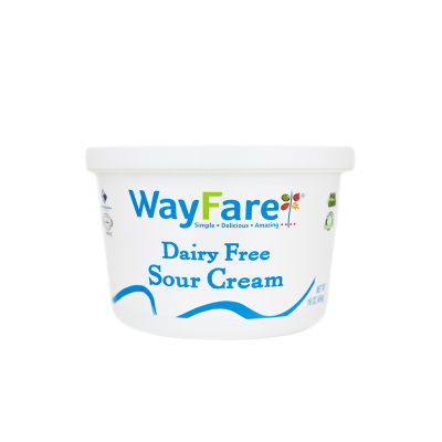 WayFare Dairy Free Sour Cream 16 oz