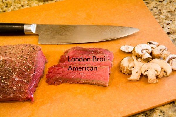 London Broil American (lb.)