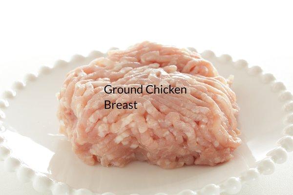 Ground Chicken Breast (lb.)